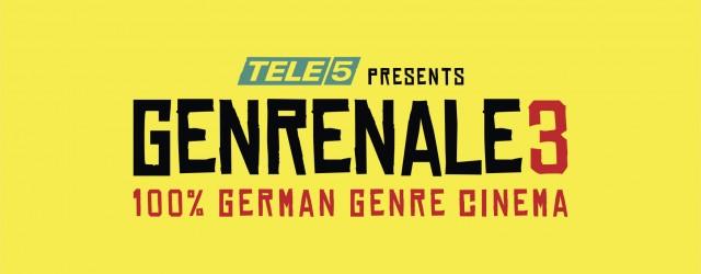 Dies ist der von mir geschnittene Trailer für die GENRENALE3, wobei nur Ausschnitte der Filme aus dem Programm benutzt wurden.