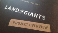 This week we'll be heaving a very important talk about LAND OF GIANTS with a very known company. For that […]