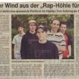 Mein erstes Musikvideo für die HipHop Band 2hoch4, das den Stuttgart Flavour anno 2002 einfängt. Es hat seinerzeit sogar den […]