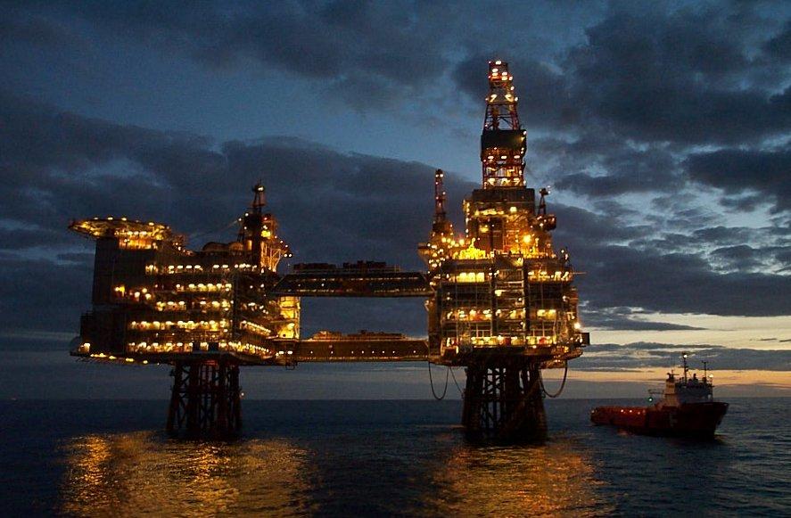 Oil Platform 1